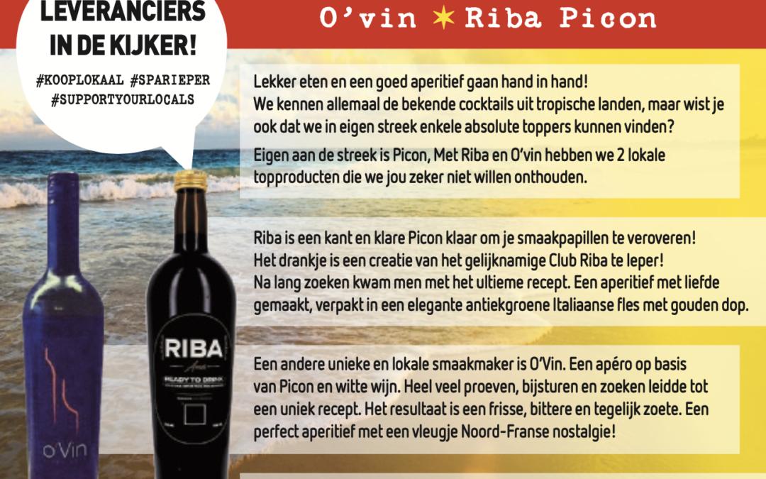 O'vin + Riba
