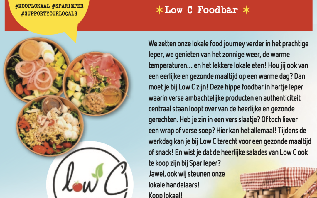 Low C foodbar